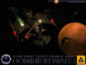 Star Trek Deep Space Nine Dominion Wars
