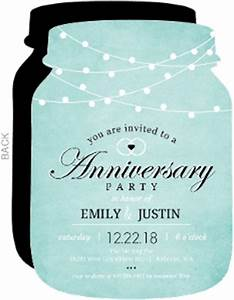cheap custom 40th anniversary invitations invite shop With cheap 40th wedding anniversary invitations