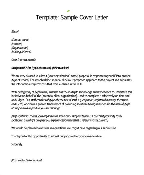 sales letter  business