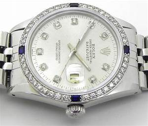 Diamond Rolex Watches For Men | WATCH BILDS