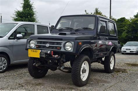 is the second generation suzuki jimny samurai a future classic ran when parked
