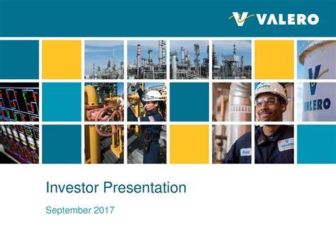 Valero - King Of Refiners - Valero Energy Corporation ...