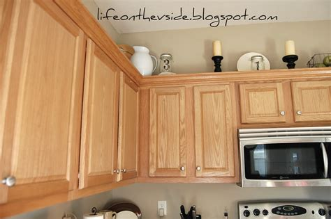 On The V Side Kitchen Before & After [painted Kitchen