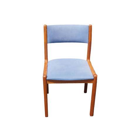 3 mid century modern teak dining chairs ebay