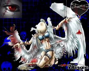 Dying Anime Angel | www.pixshark.com - Images Galleries ...