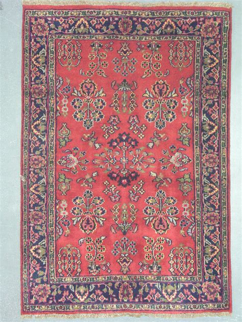 4x6 area rugs 4x6 sarouq design knotted wool area