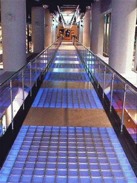 glass block pavers    glass block paver floor systems