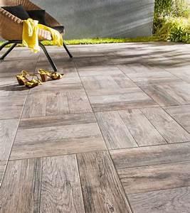 Texture Terrasse Bois : terrasse carrelages et dallages pour l 39 ext rieur home ~ Melissatoandfro.com Idées de Décoration