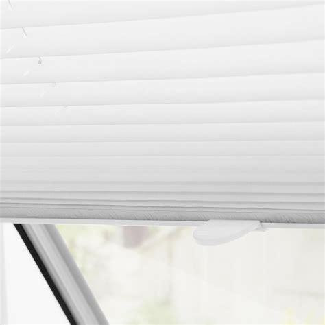 Rollos Und Plissees Fuer Dachfenster by Dachfenster Plissee Haftfix Ohne Bohren Lichblick Shop