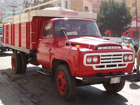 nissan truck diesel imcdb org 1968 nissan diesel 681 in quot the vire is still