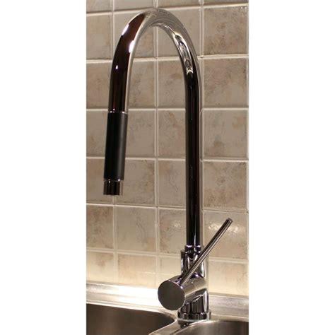 rubinetti in ottone miscelatore monoforo lavello doccia estraibile in ottone
