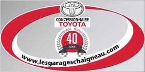 Les Garages Chaigneau : les garages chaigneau toyota club des entrepreneurs du pays de g tine cr ateur de liens ~ Gottalentnigeria.com Avis de Voitures