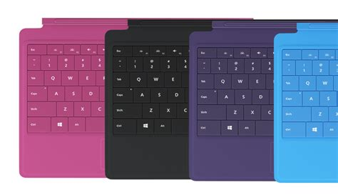 surface pro keyboard colors surface pro 2 keyboard colors windows mode