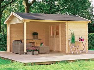 une jolie cabane pour mon jardin elle decoration With monter une cabane de jardin