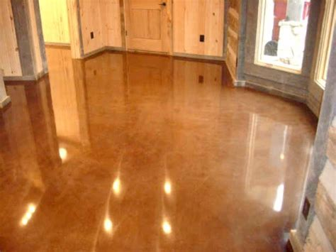 Polished Concrete Flooring   How to Polish Concrete