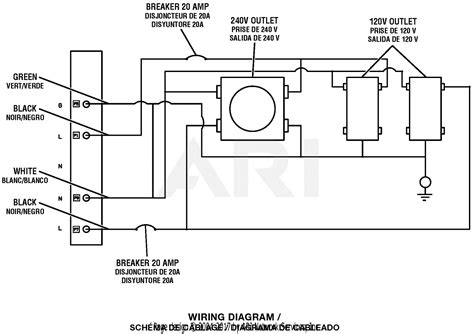 Homelite Utp Watt Generator Parts Diagram For