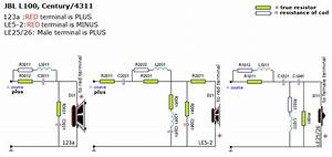 Jbl L100 Wiring Diagram