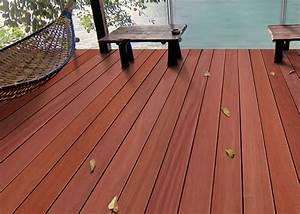 Lames Parquet Bois : terrasse lames parquet massif massaranduba 21 x 145 mm ~ Premium-room.com Idées de Décoration