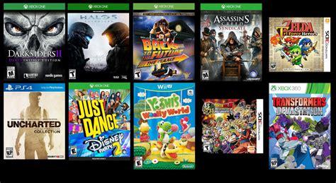 Check spelling or type a new query. Estos son los Estrenos de Juegos en Octubre 2015 Para PS3,PS4,XBOX360,XBOX One,3DS,PS VITA y WII ...