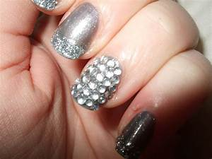 Pics photos new year s eve nail art designs snowflakes nails