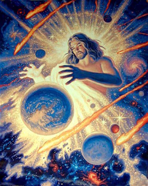 La Creation by 232 Se 1 1 5 La Cr 233 Ation Du Ciel Et De La Terre Genesis