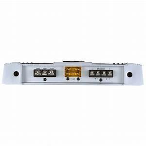 Lanzar Mxa214 800 Watts 2 Channel Bridgeable Mosfet