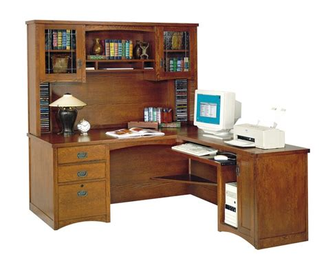 Cheap L Shaped Desk With Hutch by 17 Best Images About Desks On Computer Desk