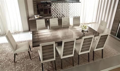 Contemporary Dining Room Sets by Alf Contemporary Dining Set Monaco