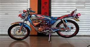35 Modifikasi Motor Rx