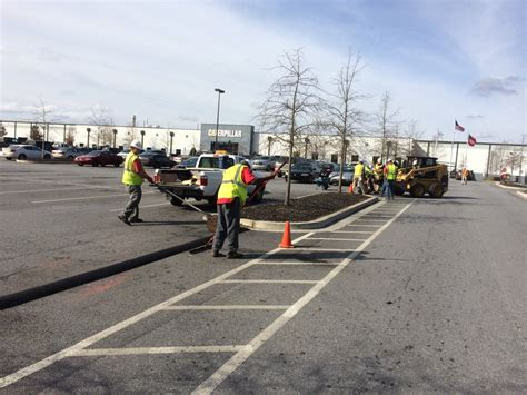 Paving Companies by Recent Paving Work In By Garrett Paving Company