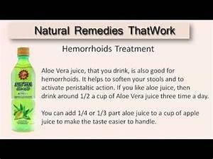 Hemorrhoid Home Treatment How To Get Rid Of Hemorrhoids ...