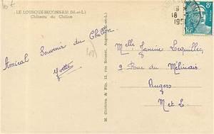 Le Louroux Béconnais : cpa france 49 le louroux beconnais chateau du chillon 49 maine et loire autres communes ~ Medecine-chirurgie-esthetiques.com Avis de Voitures