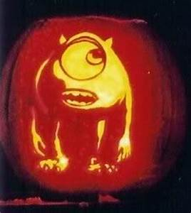 1000 images about pumpkin decoration on pinterest for Sully pumpkin template