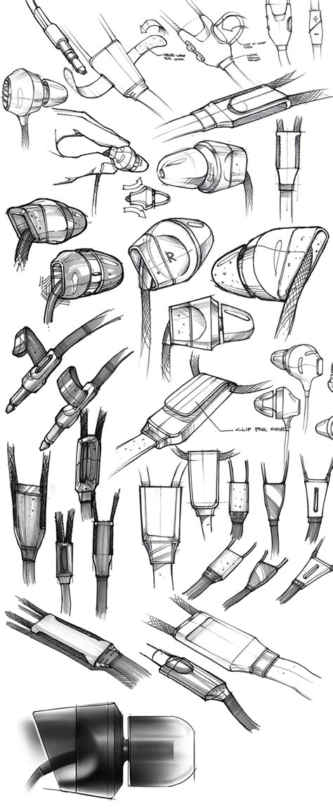 Le Industriedesign by Noir On Industrial Design Served Industrial Sketching