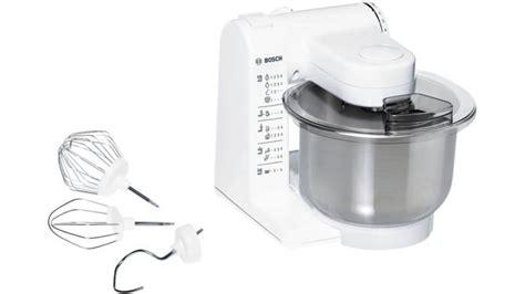 Bosch Mum 4407 500 Watt Edelstahl-schüssel Elektrokleingeräte Küchenmaschinen