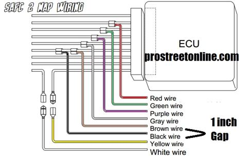 Eclipse Igniter Wiring Diagram by How To Install A Safc In A Honda Fit My Pro