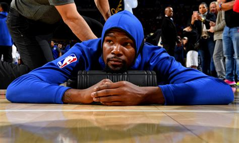 Kevin Durant On The Thunder Struggles 'theyll Figure It