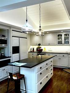 Black, And, White, Modern, Farmhouse, Kitchen, Before, And, After
