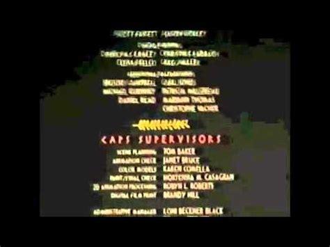 hercules end credits re do youtube