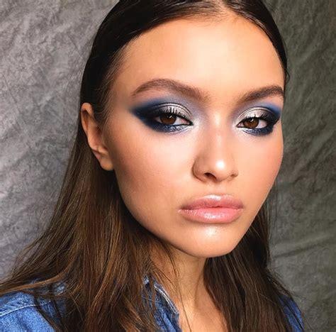 stunning smokey eye makeup  ecemella