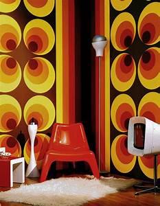 Tapete 70er Jahre : very popular images abbildung 70er tapete ~ Frokenaadalensverden.com Haus und Dekorationen