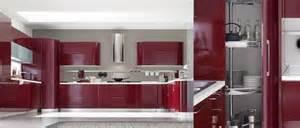 Cucina bring stosa la vivacit? del colore cucine