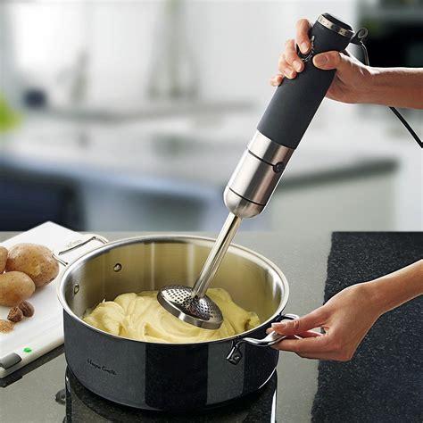 mixeur cuisine mixeur plongeant puissant à usage avec presse