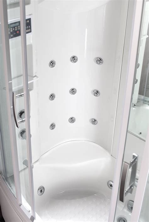 Shower Bath With Jets by 86 Steam Shower Whirlpool Bath With 9 Jets