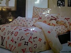 Louis Vuitton Bettwäsche : nicht verpassen louis vuitton lv bettw sche g nstig billig gut preiswert king size seide ~ Watch28wear.com Haus und Dekorationen