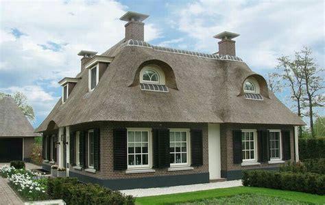 Rieten Huis by Landelijk Huis Landelijke Woning Rieten Dak Houses