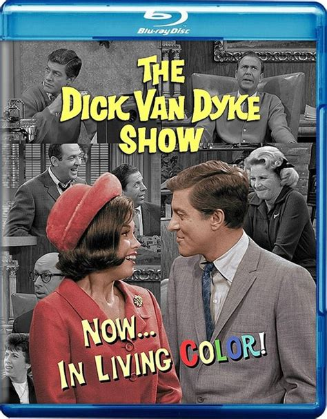 The Dick Van Dyke Show - Now In Living Color (Blu-ray ...