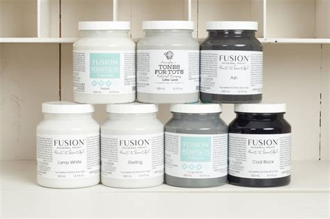 fusion paint colors penney co collection fusion mineral paint