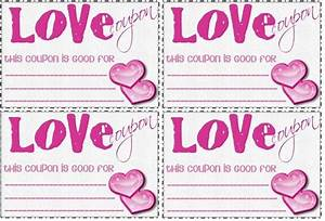 love coupon template microsoft word world of example With love coupon template for word