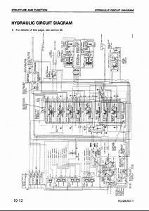 Komatsu Hydraulic Excavator Pc228us